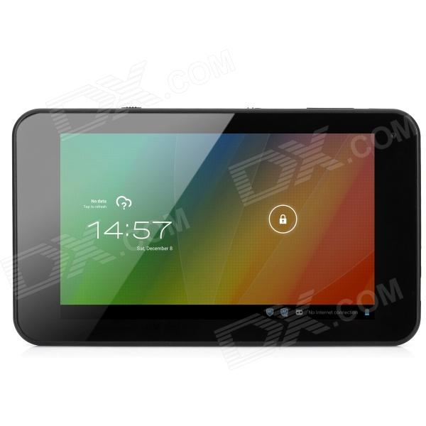 "SmartQ U7 7"" Capacitive Screen Android 4.1 Dual Core Tablet PC w/ Projector / Wi-Fi - Black"