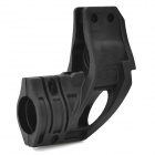Nylon Resin Flashlight Mount Holder for AR15 / M16 / M4 - Black (18~28mm Diameter)