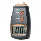 "MD-814 2.2"" LCD Digital Moisture Meter Tester - Orange + Dark Grey"