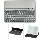 "Multifunctional Wireless Bluetooth V3.0 80-Key Keyboard for 10.1"" tablet PC - Black"