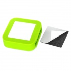 Protective Silicone Case Wall / Tray Mount for Apple TV 2 / 3 - Green