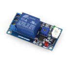 12V Light-Operated Switch + Photosensitive Resistance and Relay Module - Blue