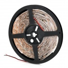 Waterproof 24W 2100lm 300-3528 SMD LED White Light Car Flexible Strip Lamp (12V / 5m)