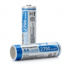 GD-AA-2B-6 1.2V 2700mAh Ni-MH Rechargeable AA Batteries - (Pair)