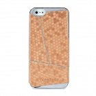 Newtons Protective Plastic Back Case Cover for Iphone 5 - Khaki