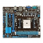 ASUS F1A55-M LX3 Socket FM1 AMD A/E2 AMD A55 FCH (Hudson D2) DDR3 Dual-Channel uATX Motherboard