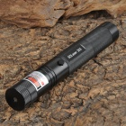 SD-303 5mW 650nm Red Laser Pointer Gypsophila Flashlight - Black (1 x 18650)