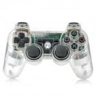 GOIGAME Rechargeable Bluetooth V3.0 Wireless-DOUBLESHOCK III Controller für PS3 - Transparent