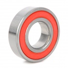 CYT 6004 Sealed Ball Bearing for Motorcycle - Red + Silver