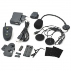 HM-568 BT Interphone + Handsfree Bluetooth for Motorcycle / Skiing Helmet (500M-Transmission)