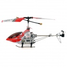SH-6020 Rechargeable 3-CH IR Remote Control R/C Helicopter w/ Gyro - Red