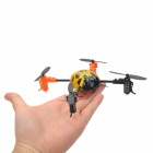 IA 8935 Lady Bug Style Rechargeable 4-CH 4-Axis 2.4GHz Radio Control R/C Aircraft w/ 3D Gyro