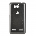 ROCK Protective PC Back Case for Huawei U8950D - Black