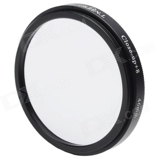Premium 8X Macro-Effect Camera Lens Filter (46mm) premium 6x 6 point cross starburst lens filter 46mm