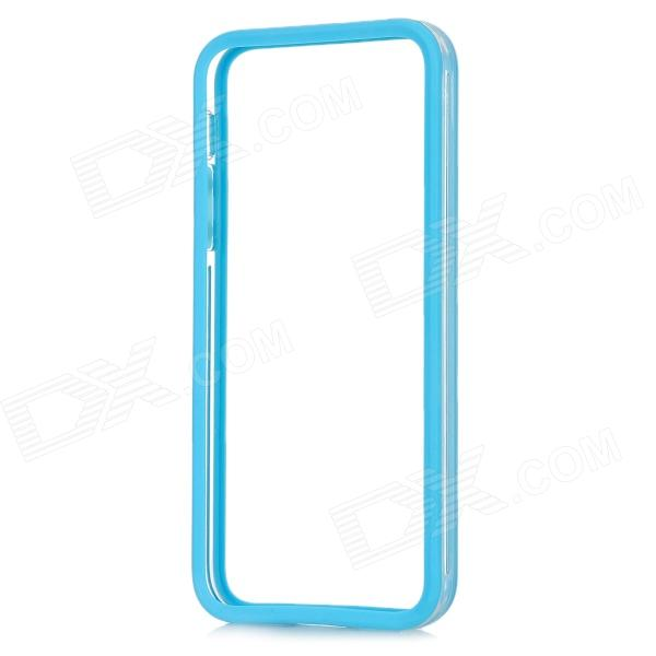 Protective Silicone Bumper Frame for Iphone 5 - Blue
