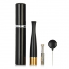 QH305 Cigarette Holder Filter Set - Black
