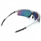 AiPao 9157 Outdoor Riding Resin Lens PC Frame Protective Polarized Sunglasses w/ Replacement Lens