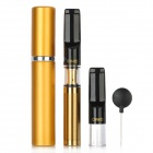 QH307 Cigarette Holder Mouthpiece Set - Golden + Black