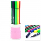 1661-12A Washable Art Painting Water Color Pens Set - Multicolored (12 PCS)