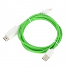 Micro USB MHL to HDMI HDTV Cable for Samsung Galaxy S3 i9300 - Green (190cm)