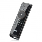 MeLE NEW-F10 2.4GHz Mini Air Mouse + 68-Key Wireless Keyboard + Remote Control for PC / TV - Black