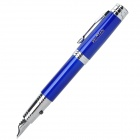 Pen Style Butane Jet Lighter w/ Flashlight - Blue (3 x AG4 battries)