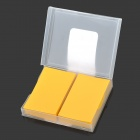 ZhiJiang HZBQ Note Memo Pad - Yellow (100-Pages)