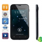 "ICUBOT A800 Android 4.0 WCDMA Smartphone w/ 5.3"" Capacitive Screen, Dual-SIM, Wi-Fi and GPS - Black"
