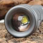 MXDL SA-881 680lm 5-Mode White Zooming Flashlight - Grey (1 x 18650)