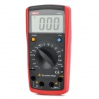 "UNI-T UT602 2.6"" LCD Modern Inductance Resistance Meters Tester - Red + Dark Grey (1 x 9V)"