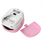 CMS50QA LCD Fingertip Pulse Oximeter Monitor for Children kids - Pink (1 x LIR2450)