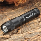 TANK007 E09 120lm 3-Mode Memory Flashlight - Black (1 x AAA)