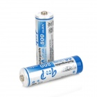 GD-AA-2B-1 1.2V 800mAh Ni-MH Rechargeable AA Batteries - (Pair)