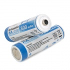 GD-AA-2B-1 1.2V 800mAh batteries rechargeables ni-mh AA - (paire)