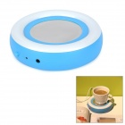YiPinTang LJW-032 USB Drink Warming Plate Warmer - Blue