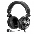 Aoni DB-801MVI USB 5.1-CH Digital Headphone with Microphone / Volume Control for PC - Black