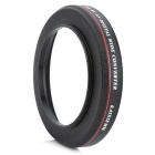 ZOMEI 58mm 0.45X Super Thin Wide Angle Lens for Canon 18~55mm - Black