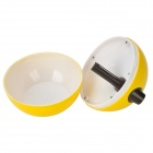 WT20121020ME Coffee Pot Style Ultrasonic Wave USB Air Humidifier -Yellow