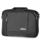 "Kingsons KS0323W Business Tote Bag w/ Shoulder Strap for 14.1"" Laptop / Tablet - Black"