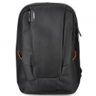 "Kingsons KS3019W Casual Travel Backpack Bag for 15"" Laptop Notebook - Black"