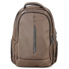 "Kingsons KS3027W Casual Travel Backpack Bag for 15.6"" Laptop Notebook - Deep Brown"