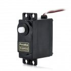 S3003 38G Mini Copper + PCB + Plastic Gear Steering Servo - Black (4.8V)