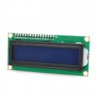 "Funduino IIC / I2C 1602 LCD Adapter Board w/ 2.5"" LCD Screen - Black + Green + Red"