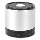BL-788T Portable Bluetooth 2.1 Wireless Speaker - Silver + Black