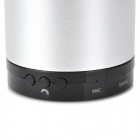 BL-788T Портативный Bluetooth 2.1 Wireless Speaker - Silver + Black