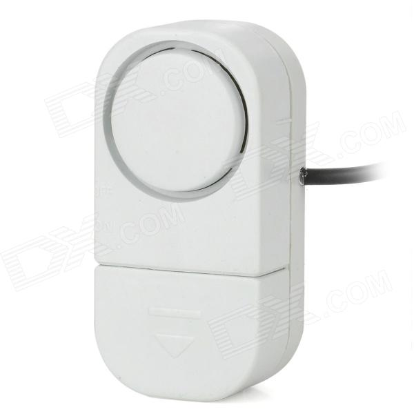 USB 2.0 Anti-Theft Alarm Security System for Laptop / Notebook - White (100cm-Cable)