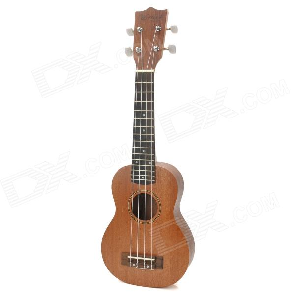 "William 21"" Mahogany Ukulele - Brown"