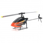 Walkera Genius CP V2 Rechargeable 6-CH 2.4GHz Radio Control R/C Helicopter w/ Gyro - Black