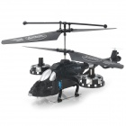 KZ999 4-Channel R/C Helicopter - Black