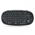 Eboard CE Mini Handheld Wireless Bluetooth 3.0 72-Key Smart-Keyboard for Smart Phones / Tablet PC